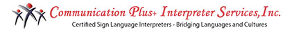 Communication Plus+ Interpreter Services Inc.